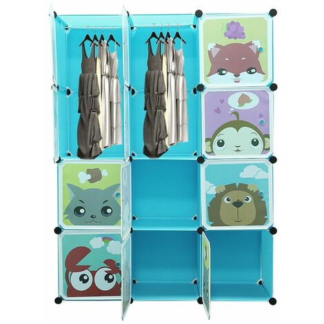 armoire rangement plastique a prix mini