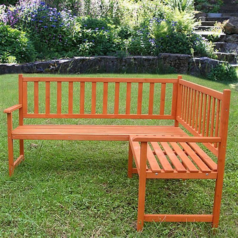 banquette d angle en bois banc de jardin banquette en bois sieges nouveau
