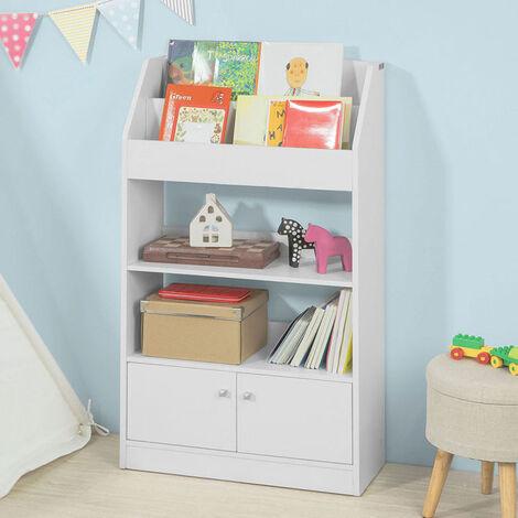 livres etagere de rangement jouets