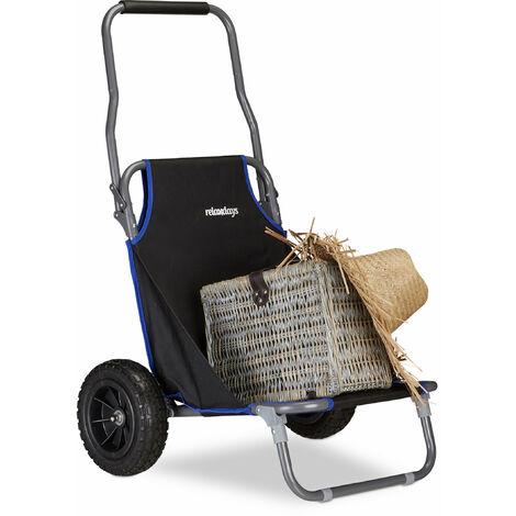 Semplici ma maneggevoli da trasportare, i carrelli trolley sono costruiti con. Carrello Mare Al Miglior Prezzo