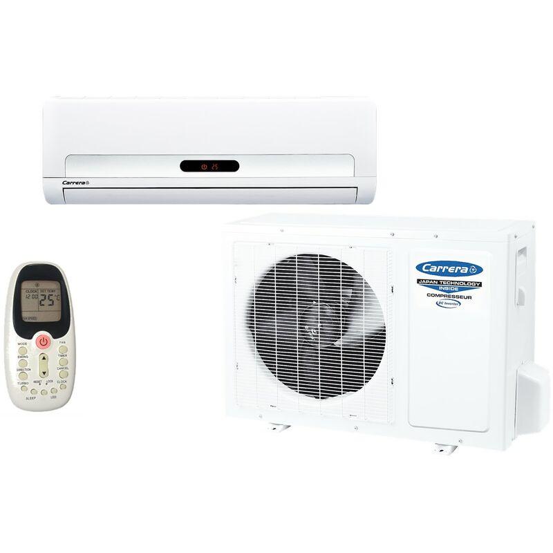 cayenne climatiseur inverter pompe a chaleur reversible plusieurs puissances disponibles