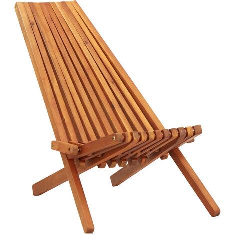 chaise pliable bois a prix mini