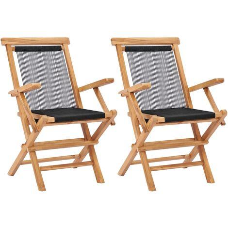 chaise de jardin teck a prix mini