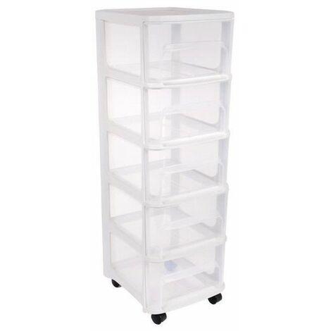 rangement tiroir plastique a prix mini