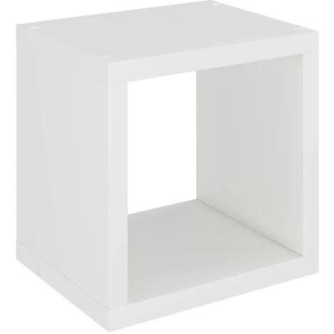 etagere cube bois a prix mini