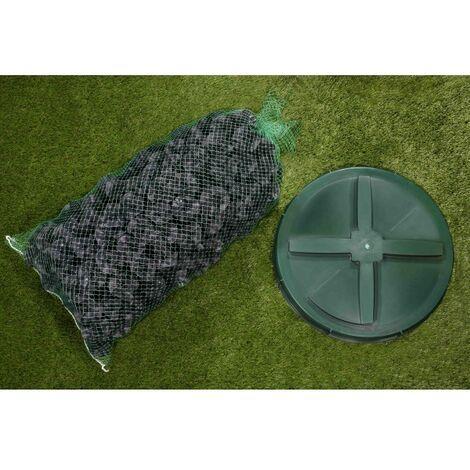 Filet Filtrant Lavable Pour Fosse Septique Fosse Toutes Eaux Filtre Compact Remplace La Pouzzolane 60 L Ffl 60l