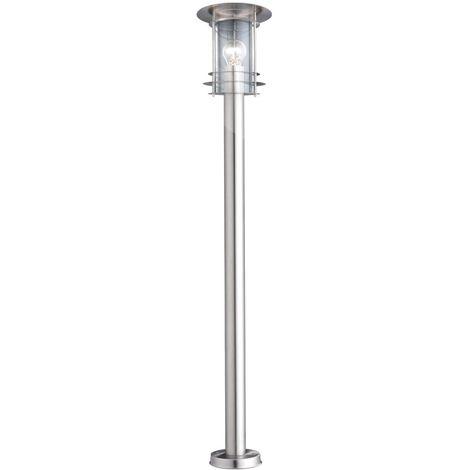 lampe exterieur lampadaire luminaire pour le chemin ip44 globo miami 3154
