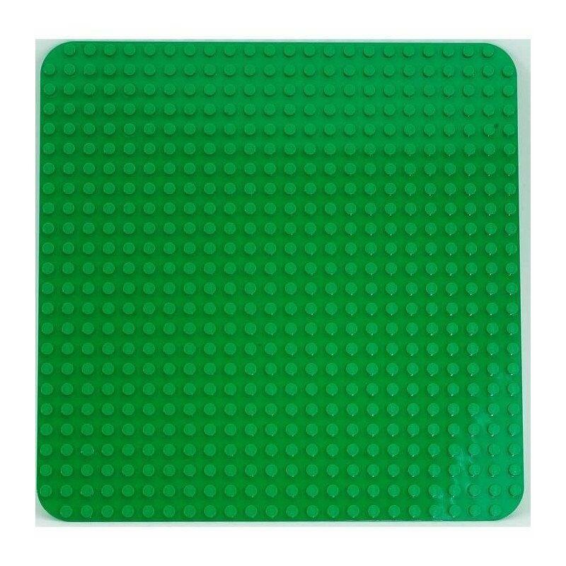 grande plaque de base verte lego duplo