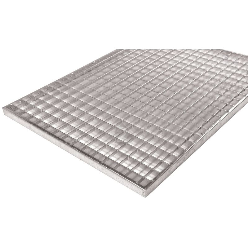 Grille Caillebotis Norm Galvanise 300x600x20mm Maille 30 30 010111027
