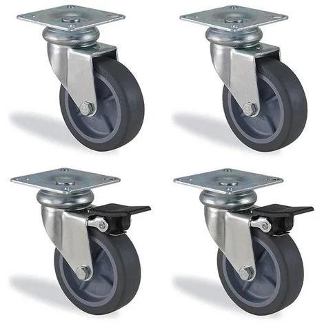 pieds de meubles roues et roulettes