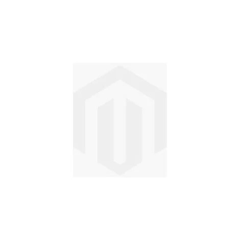 meuble tv dore moderne avec portes etageres pour salon blanc noyer en bois 160 x 29 7 x 40 6 cm