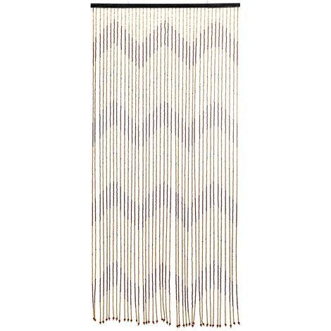90x220 cm 31 ligne retro en bois rideau de perles stores rideau de porte moustiquaire pour porche chambre salon salle de bain sasicare