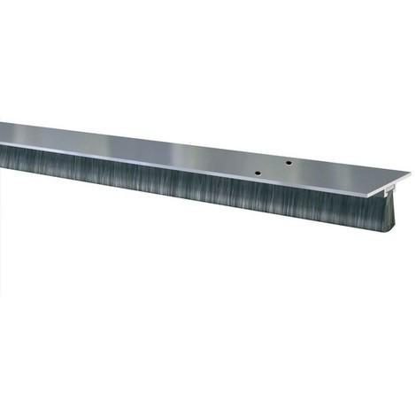 joint dbs de bas de porte avec brosse fr clafeutrage 3 m 0307001