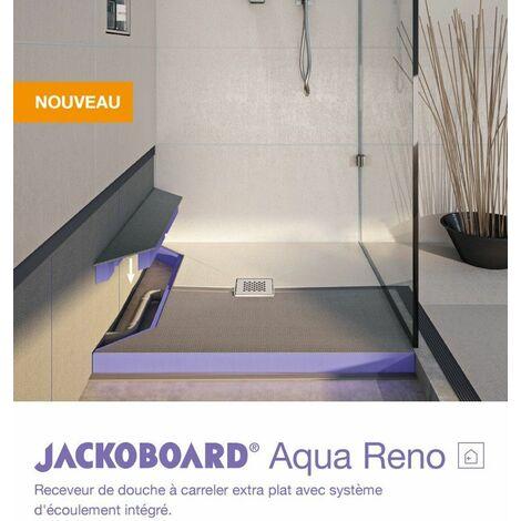 receveur de douche a carreler aqua reno 90 x 90 cm