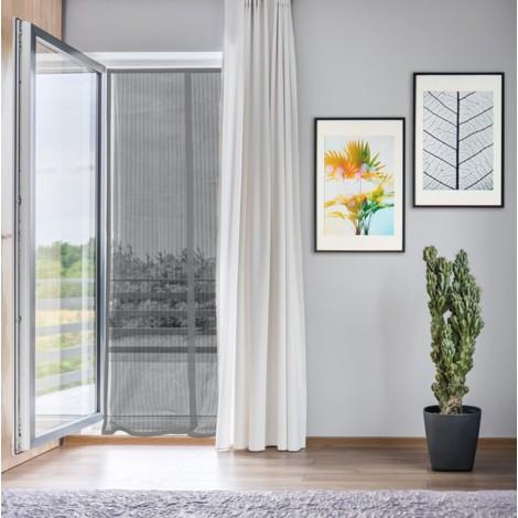 Un'ampia gamma di tende da sole è disponibile presso i negozi obi e nello shop online: Zanz Magnetica Lusso X Balco Cm 140x240h Antr Pz 5 0