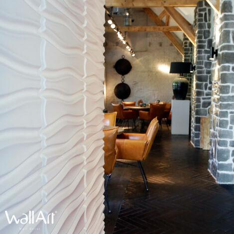 panneau mural 3d wallart panneau mur 3d flows 3m