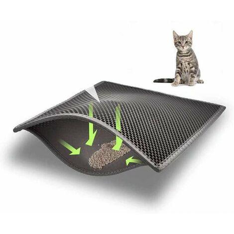tapis de litiere pour chat