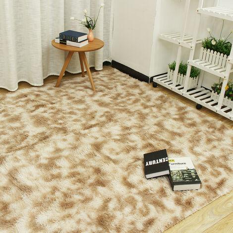 grand tapis shaggy doux 40mm epais pour salon maison europeenne tapis de sol en peluche chauds tapis duveteux chambre d enfants tapis en fausse
