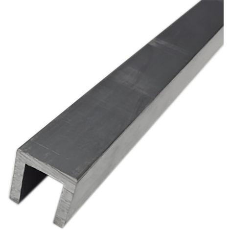 profile u en aluminium he9tf aluminium