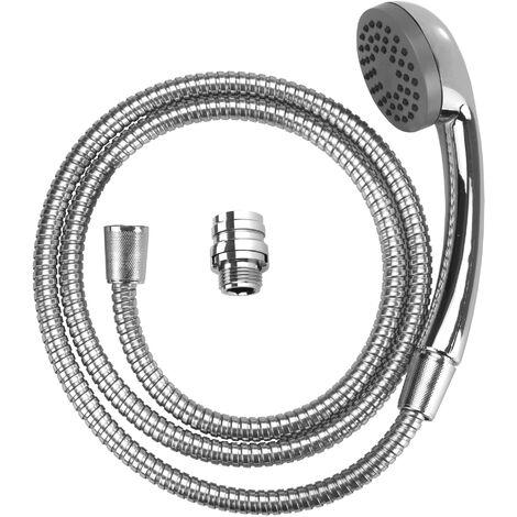 douchette pour lavabo robinet douchette 150 cm acier chrome