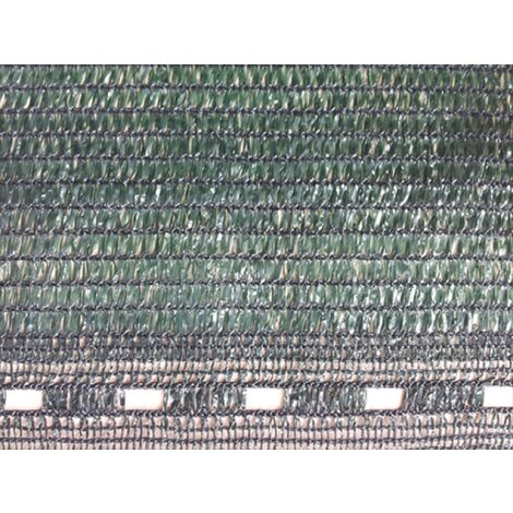 filet brise vue pehd vert fonce 1 80m x 10m vert fonce