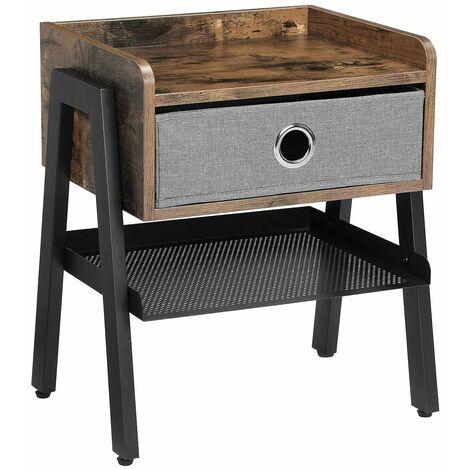 vasagle side table industrial