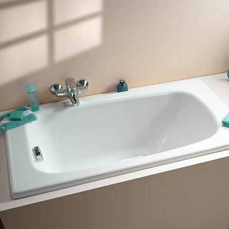 baignoire rectangulaire en toplax flavis