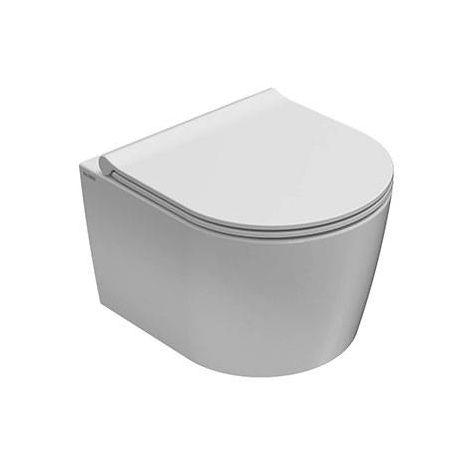 hangende toilette 36x43 cm aus keramik standard