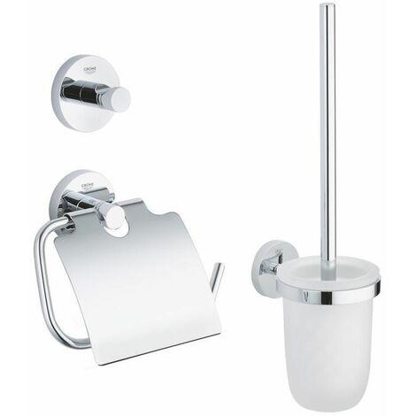 ensemble d accessoires de salle de bain