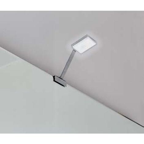 Faretti led incasso specchio bagno. Applique Da Bagno Lampada A Led Per Montaggio A Bordo Specchio Design Eco
