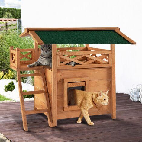 maisonnette pour chat
