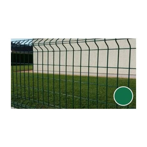 grillage rigide vert jardimalin fil 4mm 1 73 metre