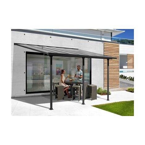 toit terrasse aluminium 12 39 m2
