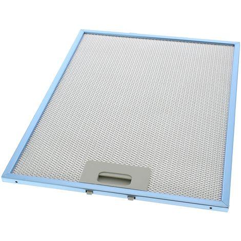 filtre graisse metal 380x282 pour hotte bosch hotte bauknecht hotte ariston hotte whirlpool hotte ignis hotte ikea