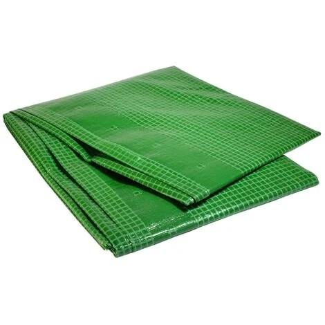 toile 4 x 3 m pour pergola et tonnelle 170g m bache pour pergola et tonnelle verte 4x3 m en polyethylene