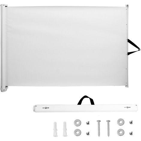 protection extensible blanche plastique