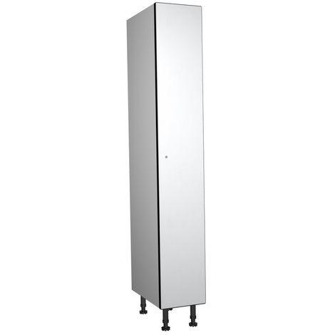 armoire vestiaire phenolique 1 porte 1 colonne 317x1800x500 mm serradure a cle