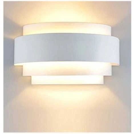 Modern Led Wall Lights Up Down Wall Light Sconce Lamp E27 For Living Room Corridor Bedroom Light Dining Room Corridor Stairs Balcony Warm White Obs1o8