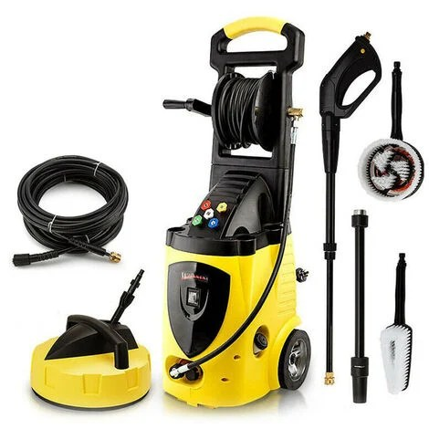 wilks usa rx550 highest powered electric pressure washer power jet patio cleaner massive 262 bar