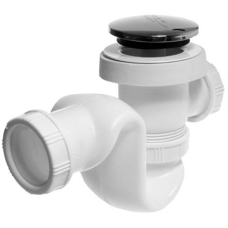 siphon de douche diametre 50 mm clic clac