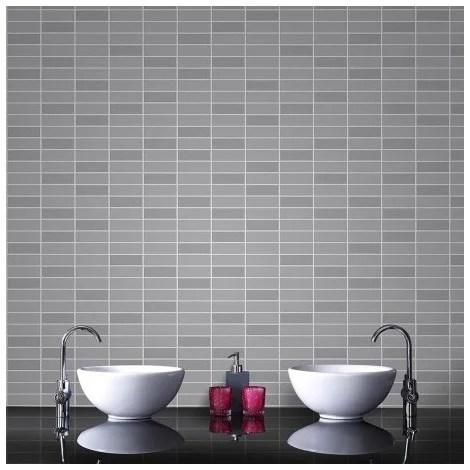 papier peint de salle de bains
