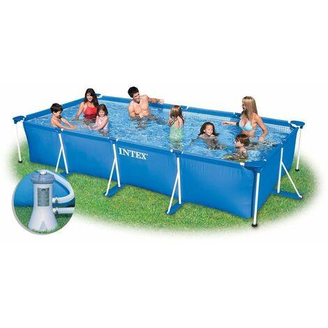 tapis de sol pour piscine rectangulaire