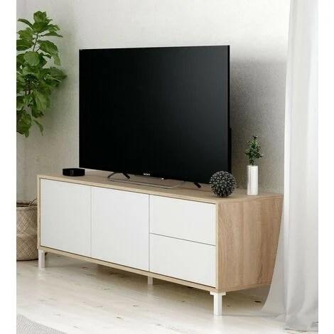 meuble tv 130 cm a prix mini