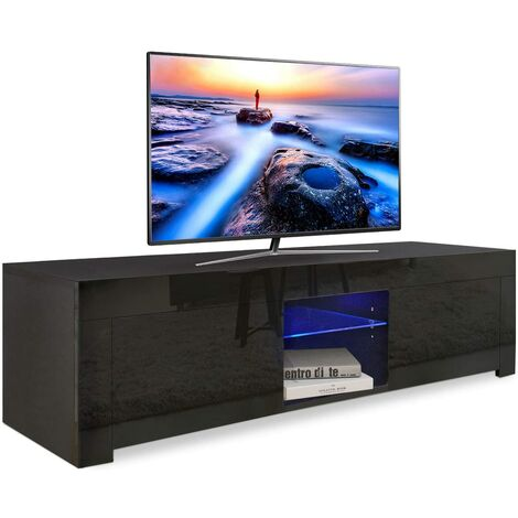 meuble tv led a prix mini