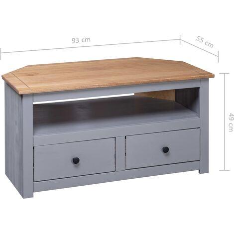 meuble tv angle a prix mini