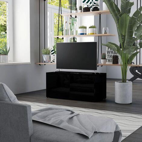 meuble noir a prix mini