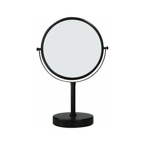 miroir rond noir a prix mini
