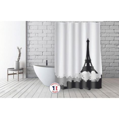rideaux noir et blanc a prix mini