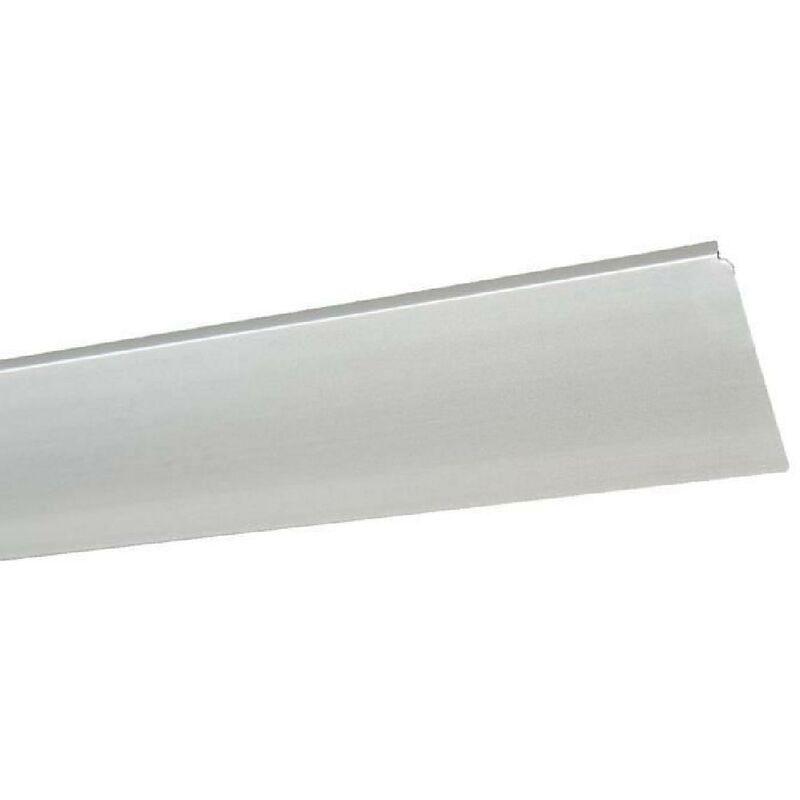 nordlinger pro profil de finition plan de travail 38mm aluminium