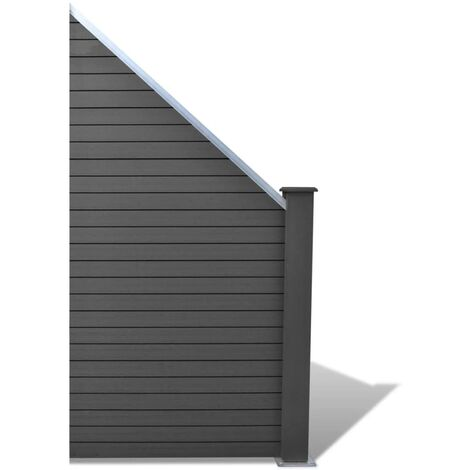 panneau cloture aluminium a prix mini